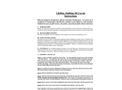 Lifelike, Stalking 3D Coyote Instructions Manual
