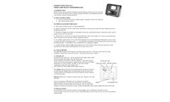 Deer Gard Silent Deer Repeller - Instruction Manual