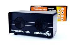 Bird-X - Model Transonic PRO - Sonic and Ultrasonic Indoor Pest Control