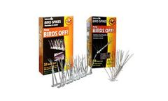 Bird-X - Bird Spikes Kits