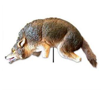 Bird-X - Model 3D-Coyote - Visual Scares and Predator Decoys