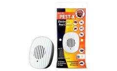 Bird-X - Model Pest-X - Plug-in Ultrasonic Pest Control
