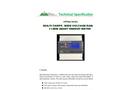 Model ePrime Series 113EM Smart Energy Meter- Datasheet