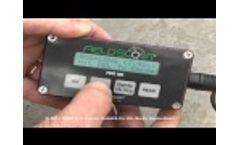 Fieldscout TDR-100 operation - by MMM tech support Video