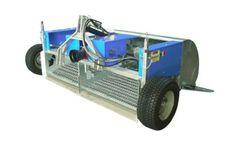 Metaljonica - Model Series P 165 - Beach Cleaner