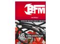 BFM - Model B2 - Hydraulic In-Row Tiller Brochure
