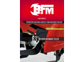 BFM - Model B3 - In-Row Automatic Tiller Brochure