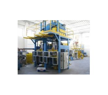RM Group - Model WBD 300 - Horizontal Baling Systems