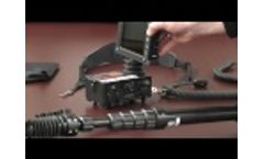 Manhole Camera CYCLOPS with 40x Optical Zoom - Quick Overview Video