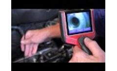 Video Borescope Used for Painting Quality Control - Graveyard Carz Episode Video