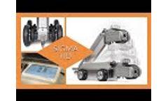 Pipe Crawler SIGMA HD Test Drive 2 - Video