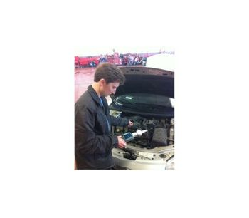Visual inspection solutions for the borescope for engine inspection - Monitoring and Testing