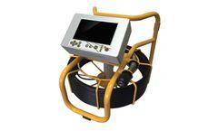 HATHORN - Model DuraSCOPE - 1.23 Inch Portable Sewer Camera