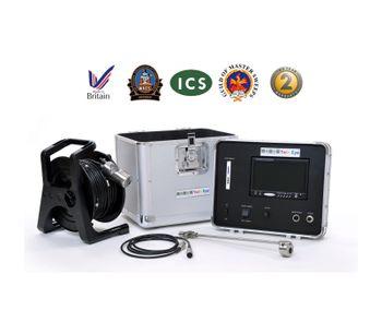 TwinEye - Model Pro - Chimney Camera