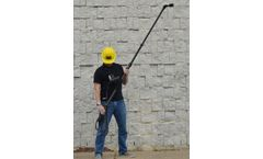 Model Inspektor-A - Articulating Inspection Pole Cameras