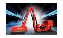 Agromec - Model HBK 5000/6000 - Bushcutters