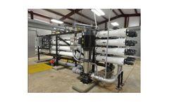 ISI - Brackish Water Reverse Osmosis (BWRO) System