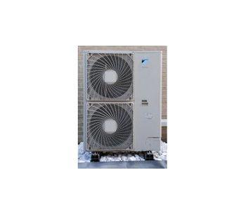 Air Source Heat Pumps (ASHP)