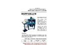 2 Drum Rotary Granulators Brochure