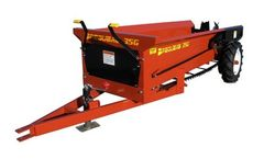 Pequea - Model 35 G - Compact Manure Spreaders