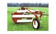 Mainardi - Model 369 - Mechanical Movement Motor Side Delivery Rake