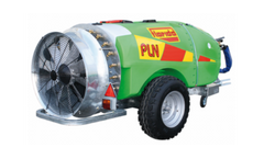 Florida - Model PLN.PE - Trailed Airblast Sprayers