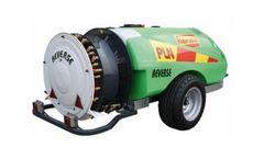 Reverse - Model PLN - Trailed Airblast Sprayer