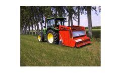 Giordano - Model D.P.G. - Trailed Vertical Mixer Wagon