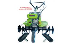 Model WM500 - Power Weeder