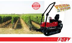 Vision - Agricultural Multifunctional Reversible Machine