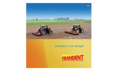 Frandent Corporate Profile  Brochure