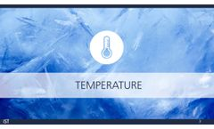 Thin-film RTD Temperature Sensors: Operation, Customization and Standards - Video