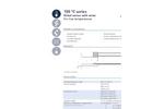 IST AG - Model 150 ºC - Nickel Temperature Sensors (-60 ºC to + 150 ºC) - Datasheet