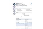 IST AG - Model 300 ºC Series - Nickel Temperature Sensors (-60 ºC to + 300 ºC) - Datasheet