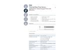 IST AG - Model FS2 - Thermal Mass Flow Sensor - Datasheet