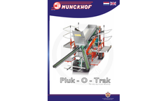Pluk-O-Trak Junior - Harvesting Machines Brochure
