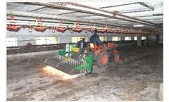 Disinfection for Poultry Breeding