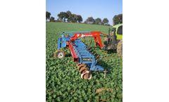 Hatzenbichler - Front Mounting Interrow Cultivator