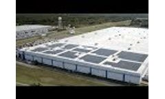 EnterSolar Photovoltaic System - ASICS America Video