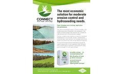 Connect - Erosion Control and Hydroseeding - Brochure
