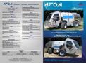 ATOM - Model 3500 - Self Propelled Sprayer Brochure