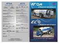ATOM DISINFECTION - Model 2000/1000 - Self-Propelled Sprayer Brochure