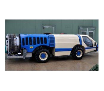 ATOM DISINFECTION - Model 2000/1000 - Self-Propelled Sprayer