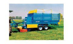 Model FCT 23 - Self-Loading Wagon