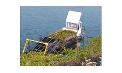 BERKY - Model Type 6520 - Aquatic Weed Harvester