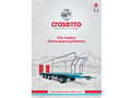 Crosetto - Flat Trailers Brochure