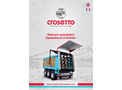 Crosetto - Manure Spreaders Brochure