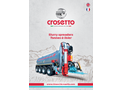 Crosetto - Slurry Spreaders Brochure