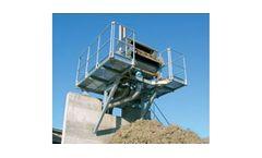 OMVE - High Production Catlle Effluent Separator
