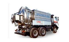 Cesspool Drainage Tankers